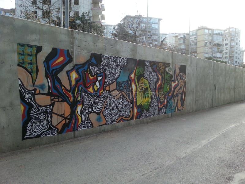 Χρώμα τοίχων στοκ εικόνες