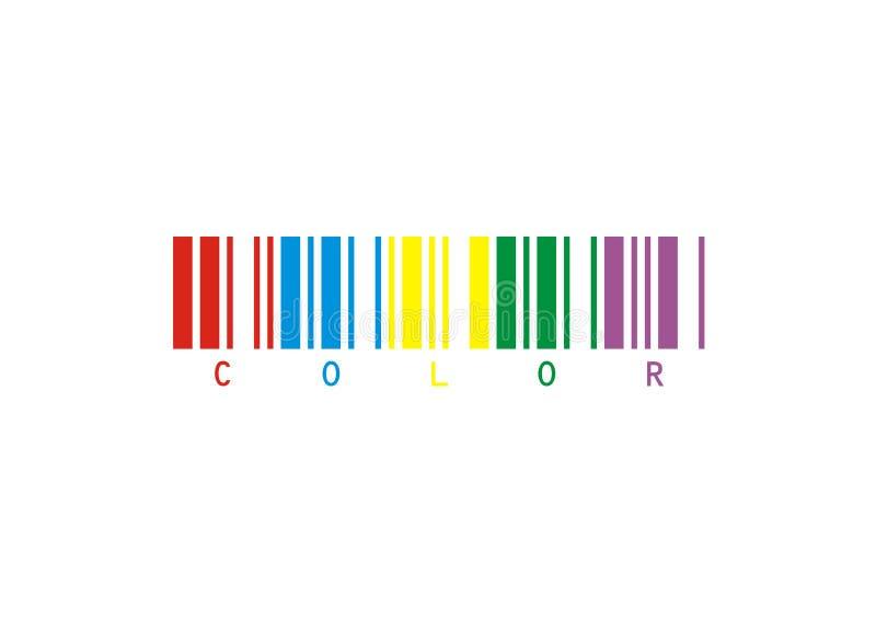 χρώμα διανυσματική απεικόνιση