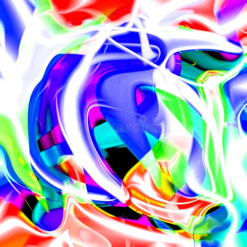 Χρώμα 73 διανυσματική απεικόνιση