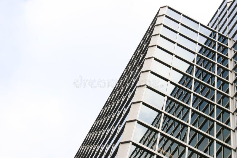 χτίζοντας γραφείο γυαλιού στοκ εικόνα με δικαίωμα ελεύθερης χρήσης