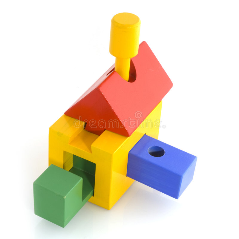 χτίζοντας σπίτι στοκ εικόνες