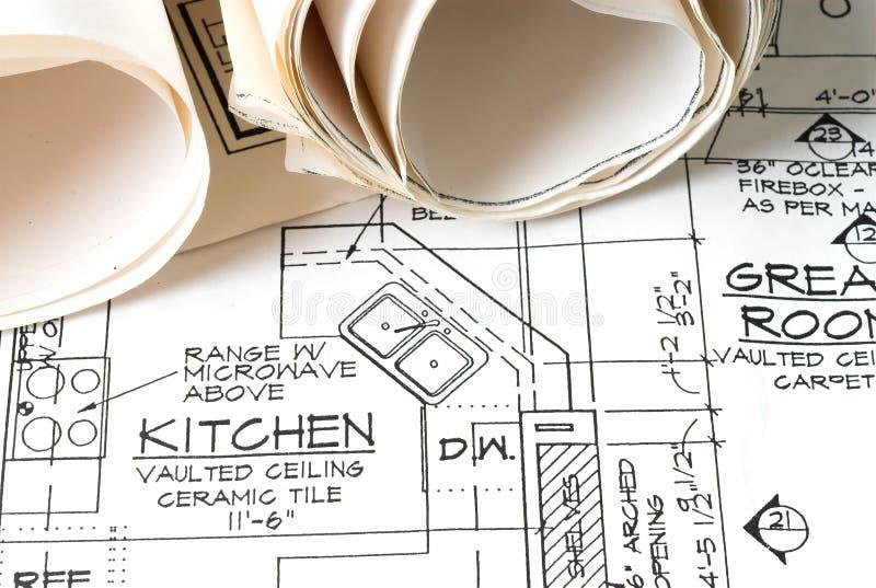 χτίστε το σπίτι νέο έτοιμός μας στοκ φωτογραφία με δικαίωμα ελεύθερης χρήσης