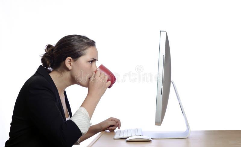 Download Χτύπημα της Ιάβας Mocca στοκ εικόνα. εικόνα από υπολογιστής - 13183835