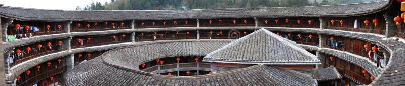 Χωμάτινες δομές Fujian στοκ φωτογραφία με δικαίωμα ελεύθερης χρήσης