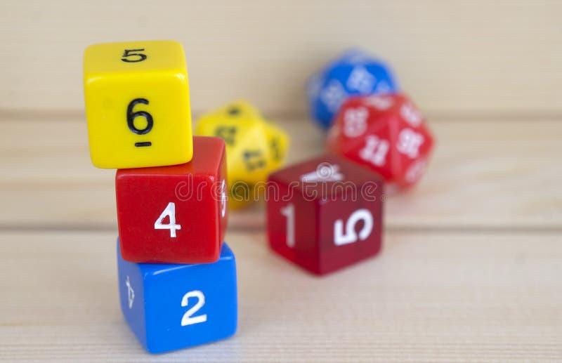 Χωρίζει σε τετράγωνα για το rpg, τα επιτραπέζια παιχνίδια, tabletop τα παιχνίδια ή τα μπουντρούμια και τους δράκους στοκ εικόνα με δικαίωμα ελεύθερης χρήσης