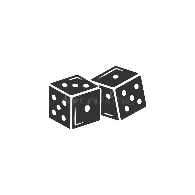 Χωρίστε σε τετράγωνα για το εικονίδιο παιχνιδιών Στοιχείο του εικονιδίου αερολιμένων για την κινητούς έννοια και τον Ιστό apps Λε απεικόνιση αποθεμάτων