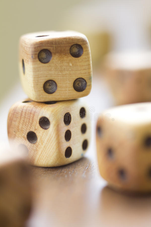 χωρίστε σε τετράγωνα ξύλι&nu στοκ φωτογραφίες