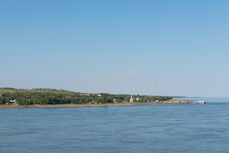 Χωριό νησιών της Ορλεάνης στοκ εικόνα