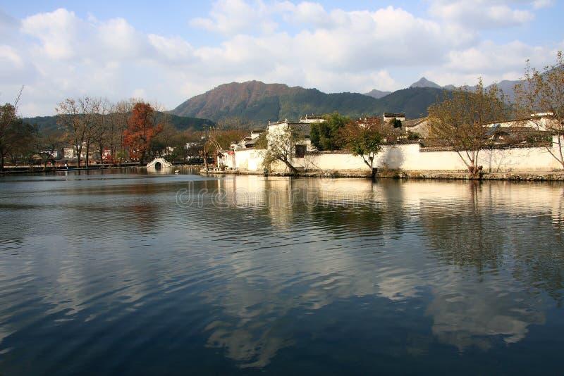 χωριό της Hong στοκ φωτογραφία με δικαίωμα ελεύθερης χρήσης