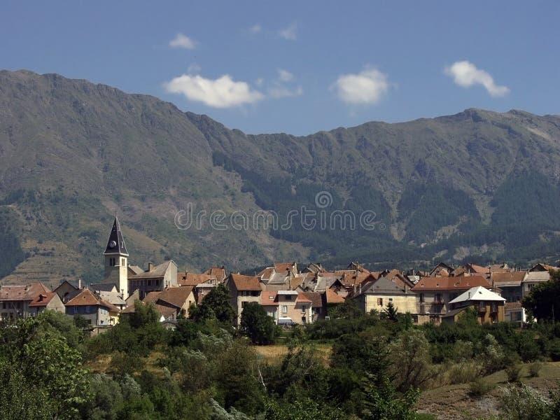 χωριό στοκ εικόνες με δικαίωμα ελεύθερης χρήσης