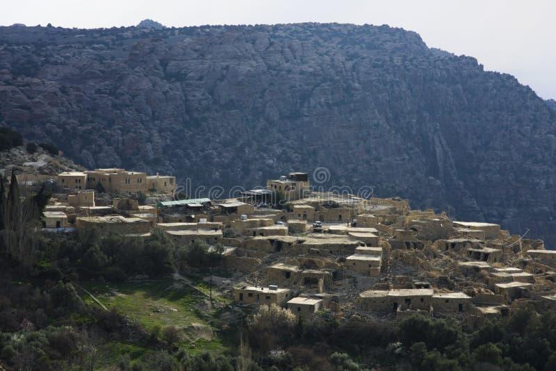 χωριό dana στοκ εικόνες