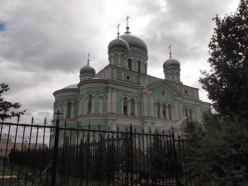 Χωριό Diveevo στοκ φωτογραφίες με δικαίωμα ελεύθερης χρήσης