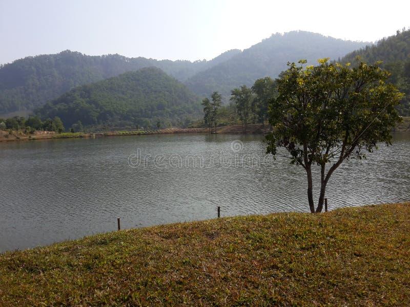 Χωριό Xoi, BA VI, προαστιακό Ανόι, Βιετνάμ στοκ εικόνες με δικαίωμα ελεύθερης χρήσης