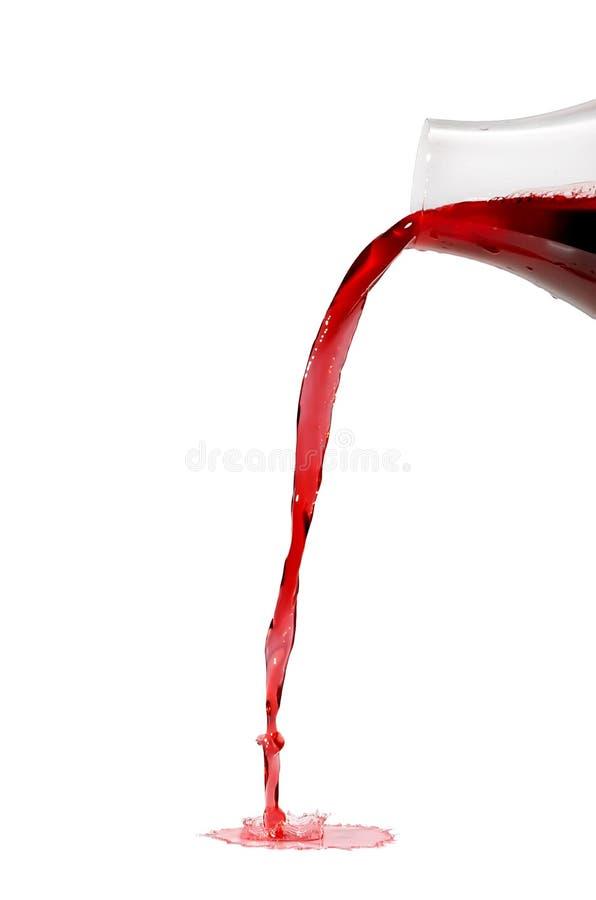 χύνοντας κρασί στοκ φωτογραφίες με δικαίωμα ελεύθερης χρήσης