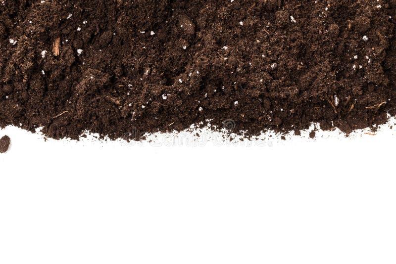Χώμα ή τμήμα ρύπου στοκ εικόνες με δικαίωμα ελεύθερης χρήσης