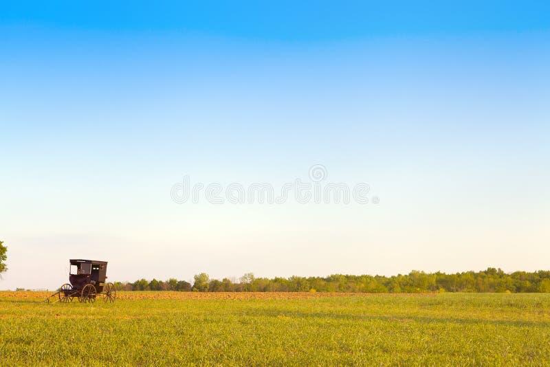 Χώρα Amish στοκ φωτογραφία