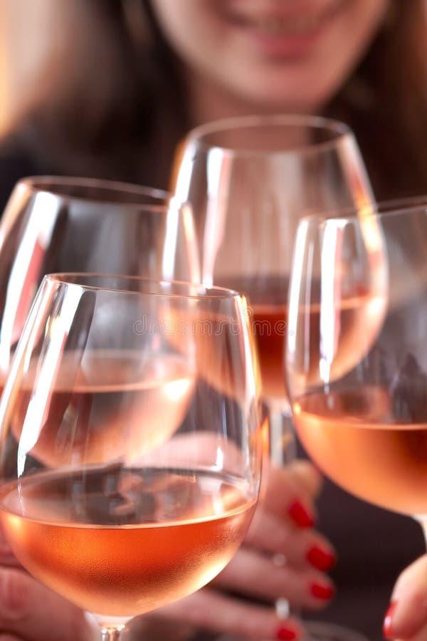 Ψήσιμο με το κρασί στοκ εικόνες