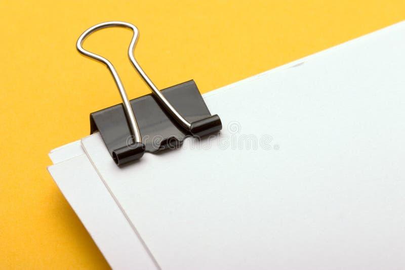 ψαλιδισμένο έγγραφο στοκ φωτογραφίες με δικαίωμα ελεύθερης χρήσης