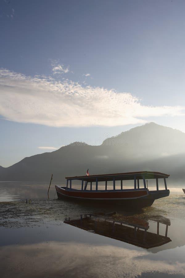 ψαράς 2 βαρκών παραδοσιακό&si στοκ εικόνες