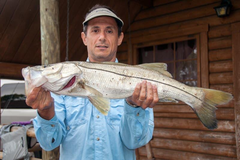 Ψαράς στοκ φωτογραφία με δικαίωμα ελεύθερης χρήσης