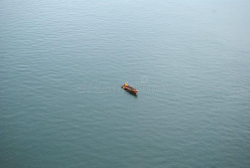 Ψαράς στοκ εικόνα με δικαίωμα ελεύθερης χρήσης
