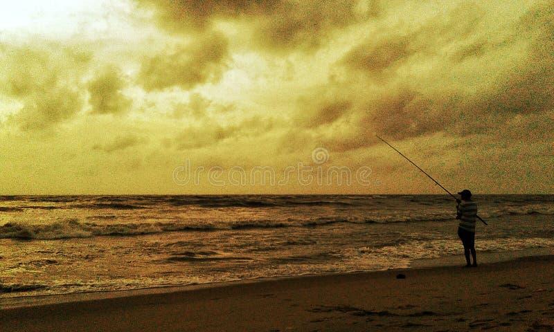 ψαράδες ανατολής στοκ εικόνες με δικαίωμα ελεύθερης χρήσης