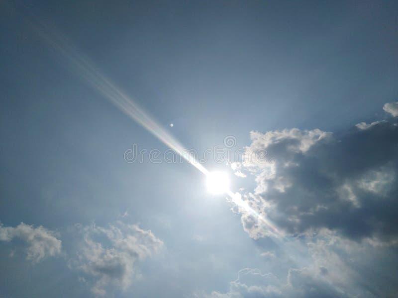 Ψεκασμός του ήλιου στοκ φωτογραφία με δικαίωμα ελεύθερης χρήσης
