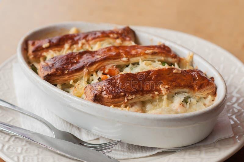 Ψημένα λαχανικά με το τυρί στοκ φωτογραφία με δικαίωμα ελεύθερης χρήσης