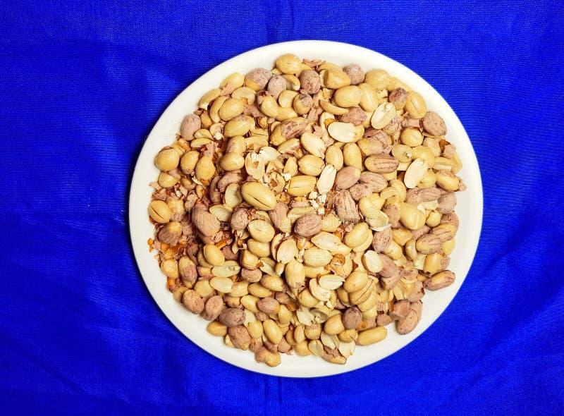 Ψημένα και αλμυρά φυστίκια στοκ φωτογραφία με δικαίωμα ελεύθερης χρήσης