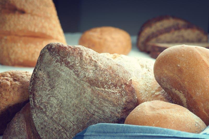 ψημένα κουλούρια ψωμιού π&rho στοκ φωτογραφία με δικαίωμα ελεύθερης χρήσης