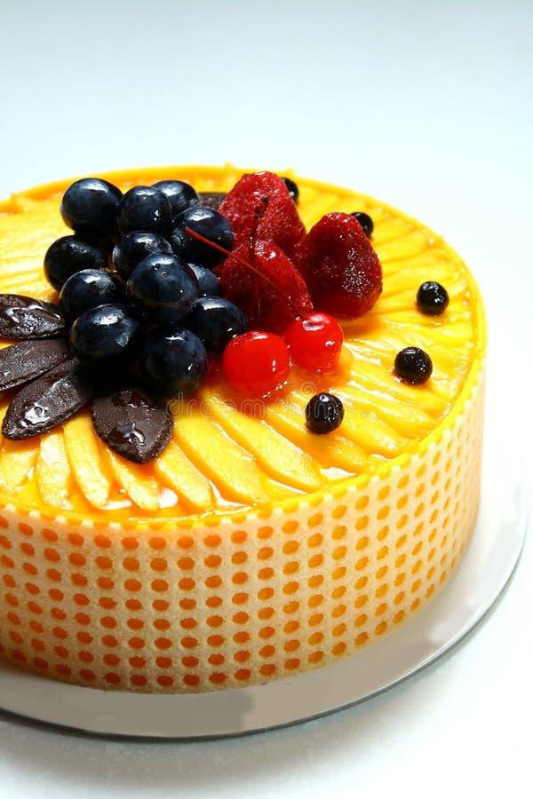ψημένο κέικ πρόσφατα στοκ εικόνες