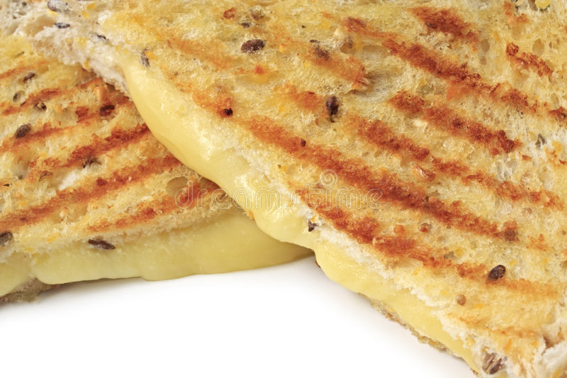 ψημένο στη σχάρα τυρί σάντουιτς στοκ φωτογραφίες με δικαίωμα ελεύθερης χρήσης