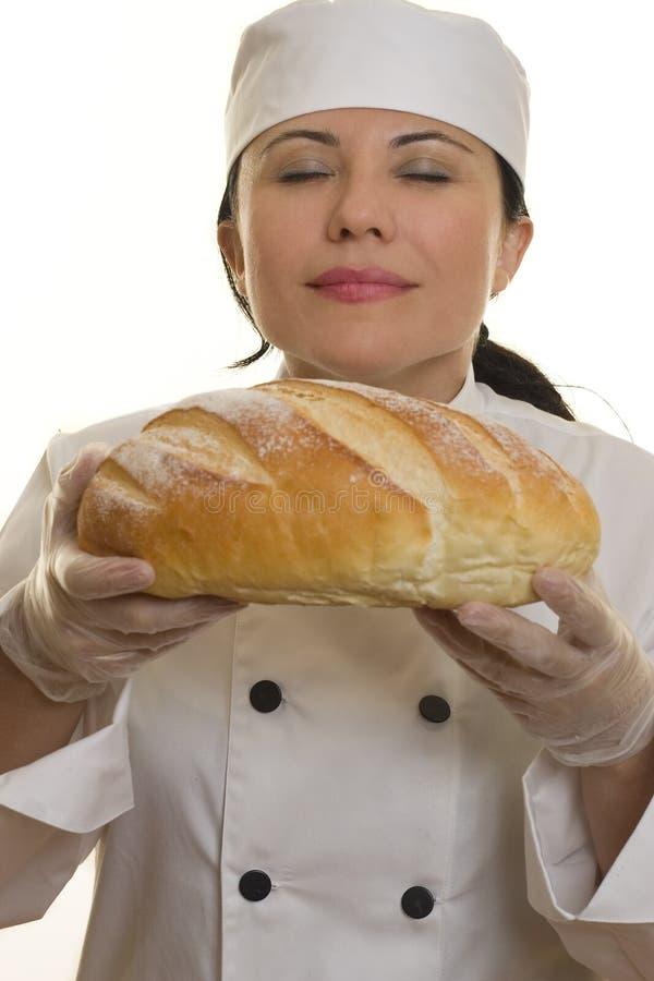 ψημένο ψωμί φρέσκο στοκ εικόνα