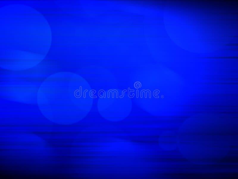 Ψηφιακά παραγμένη εικόνα του μπλε υποβάθρου απεικόνιση αποθεμάτων