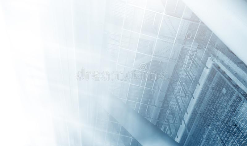 Ψηφιακές επιχείρηση και τεχνολογία στοκ εικόνες με δικαίωμα ελεύθερης χρήσης