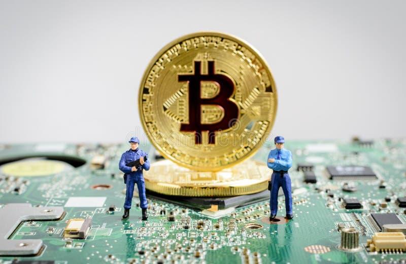 ψηφιακή έννοια crytocurrencies νομίσματος blockchain στοκ φωτογραφία με δικαίωμα ελεύθερης χρήσης