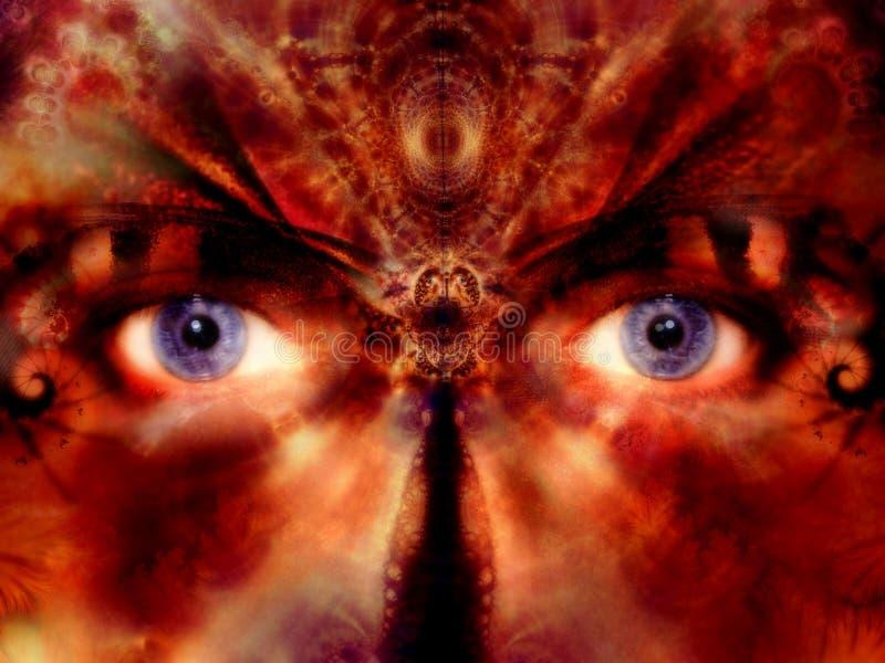 ψηφιακή μάσκα ματιών κοστο& στοκ φωτογραφία με δικαίωμα ελεύθερης χρήσης