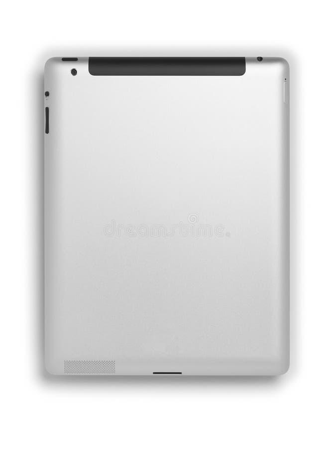 Ψηφιακό οπίσθιο τμήμα PC ταμπλετών στοκ φωτογραφία με δικαίωμα ελεύθερης χρήσης
