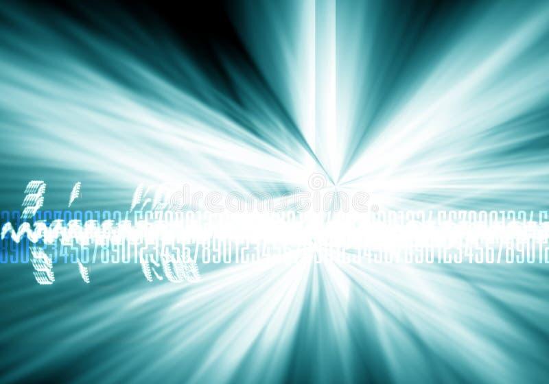 ψηφιακό πνεύμα διανυσματική απεικόνιση