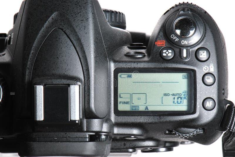 Ψηφιακό SLR στοκ εικόνες με δικαίωμα ελεύθερης χρήσης