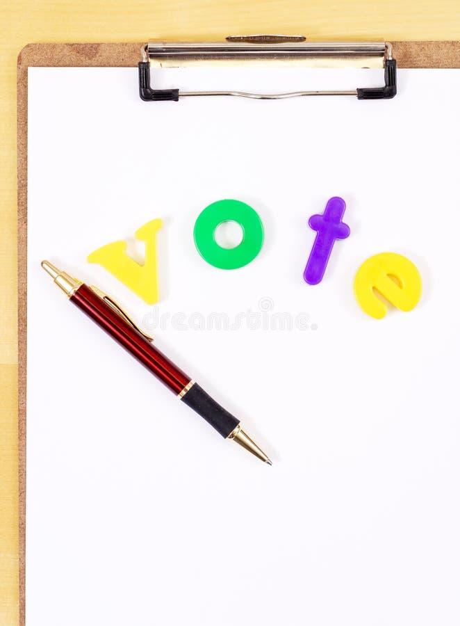 ψηφοφορία περιοχών αποκ&omicro στοκ φωτογραφίες με δικαίωμα ελεύθερης χρήσης