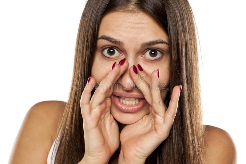 Ψιθύρισμα γυναικών στοκ φωτογραφία με δικαίωμα ελεύθερης χρήσης