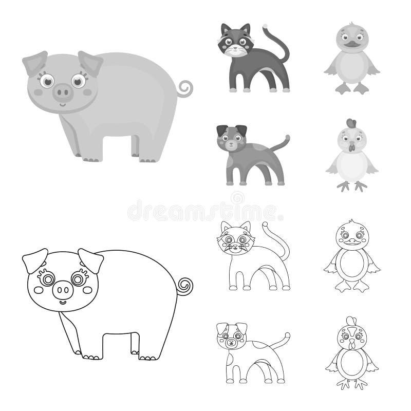 Ψυχαγωγία, αγρόκτημα, κατοικίδια ζώα και άλλο εικονίδιο Ιστού στην περίληψη, μονοχρωματικό ύφος Αυγά, παιχνίδι, εικονίδια αναψυχή ελεύθερη απεικόνιση δικαιώματος