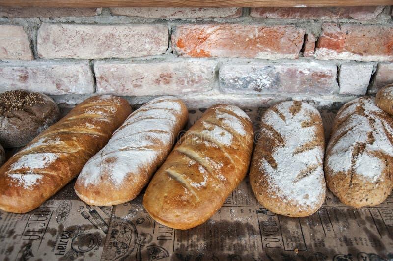 Ψωμί από το αρτοποιείο στοκ φωτογραφία