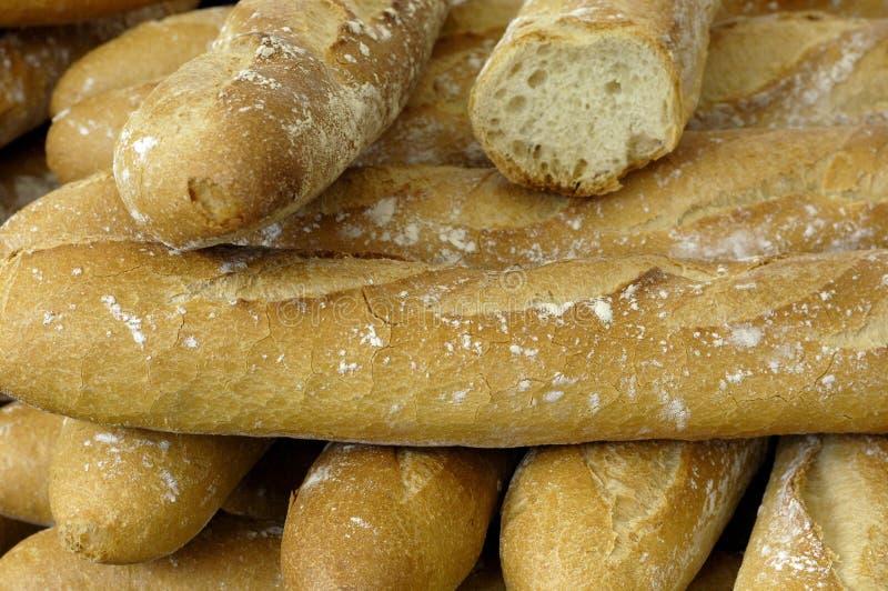 ψωμί γαλλικά στοκ εικόνα με δικαίωμα ελεύθερης χρήσης