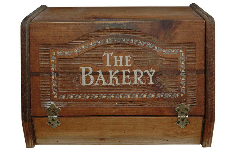 ψωμί κιβωτίων στοκ φωτογραφίες με δικαίωμα ελεύθερης χρήσης
