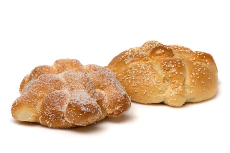 Ψωμί νεκρών Pan de muertos στοκ φωτογραφία