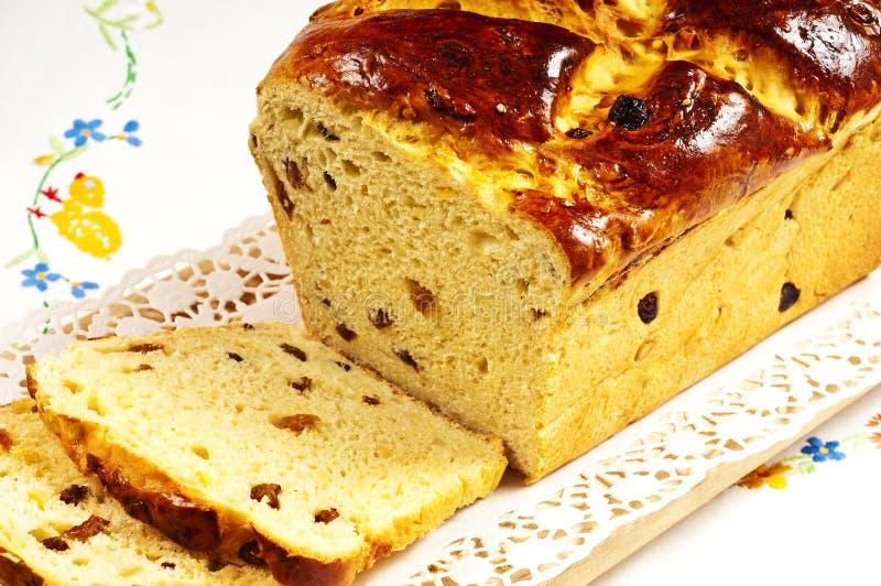 ψωμί Πάσχα στοκ φωτογραφία με δικαίωμα ελεύθερης χρήσης