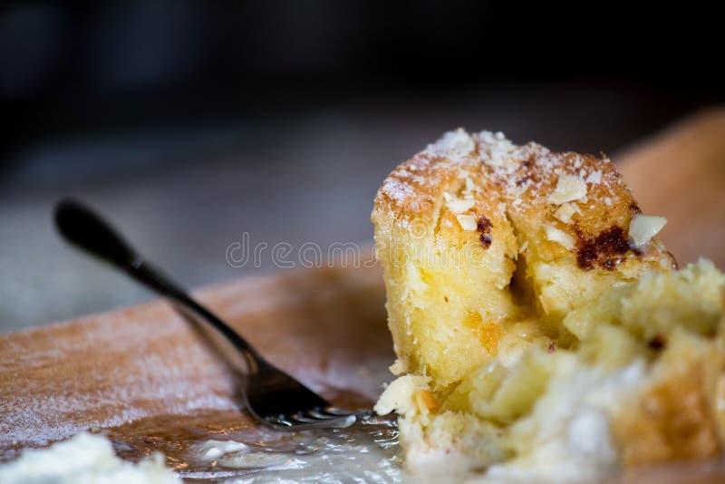 Ψωμί, παγωτό στοκ εικόνες με δικαίωμα ελεύθερης χρήσης