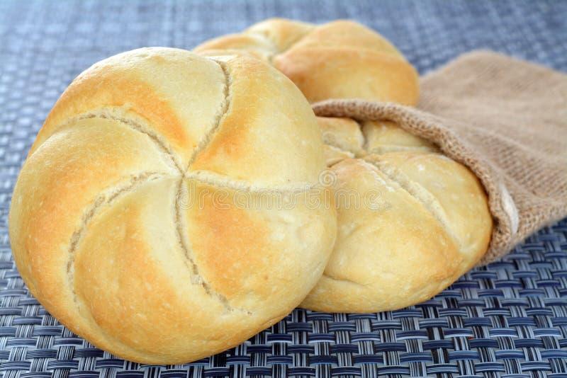 Ψωμί Kaiser στοκ φωτογραφίες
